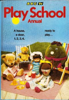 Play School Annual - 1983