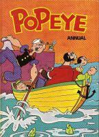 Popeye Annual - 1975
