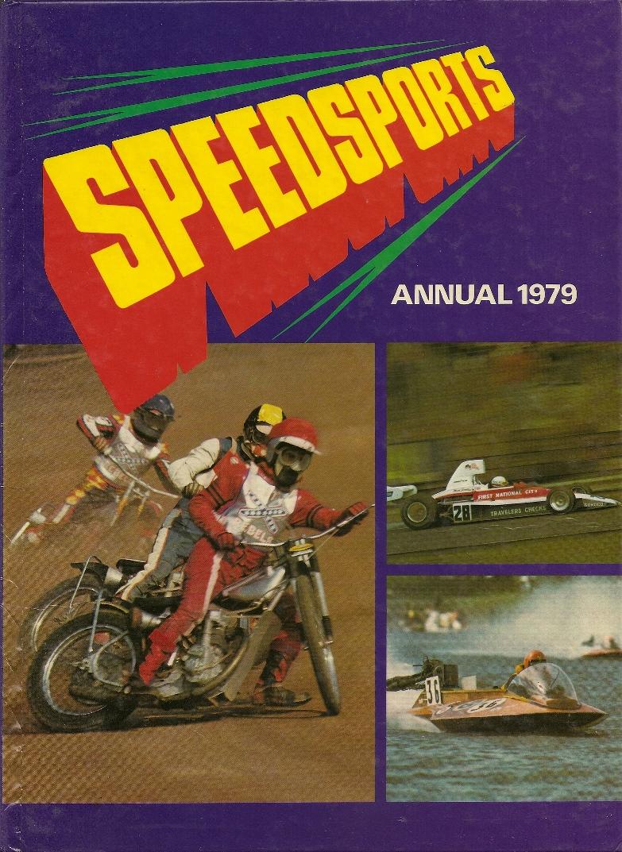 Speedsports Annual - 1979