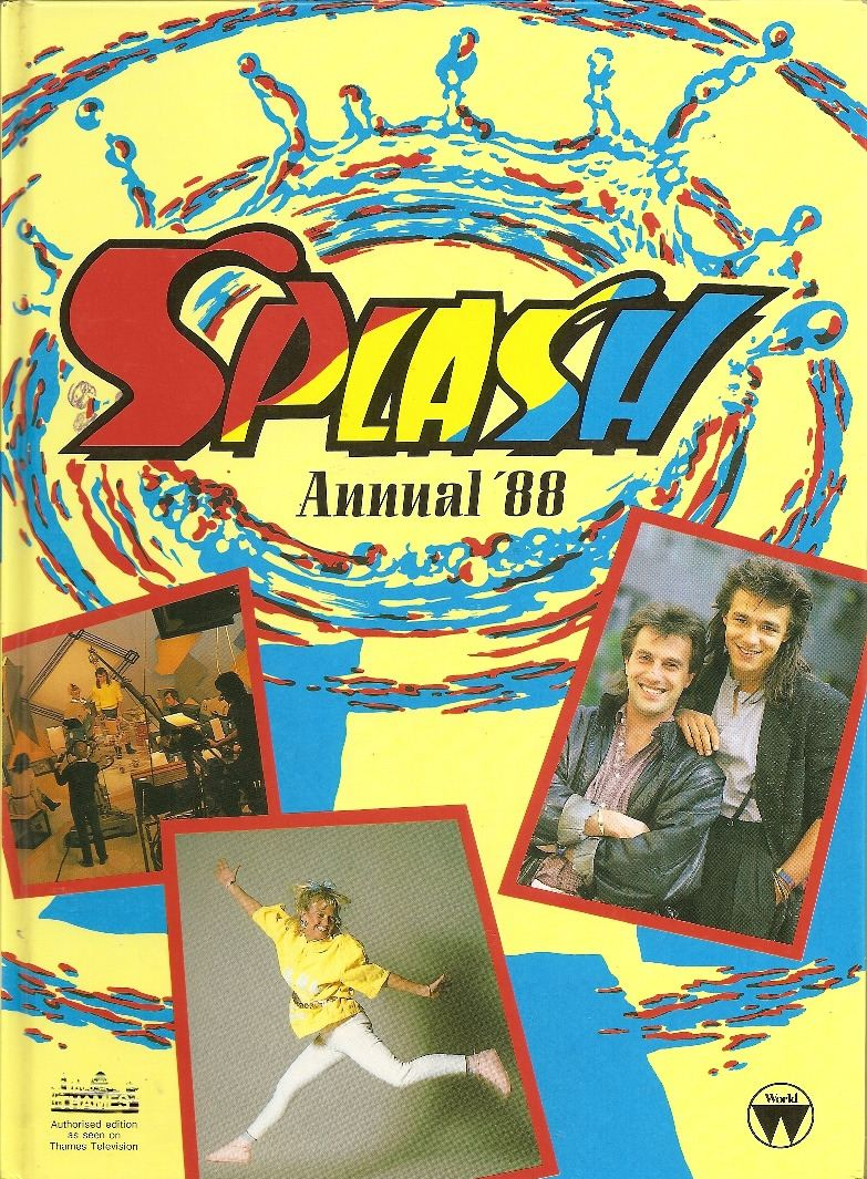 Splash Annual - 1988