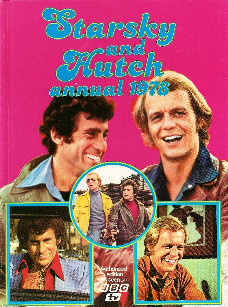 Starsky And Hutch Annual - 1978
