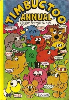 Timbuctoo Annual - 1978 - RARE