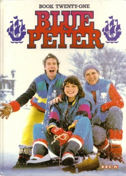 Blue Peter - Book Twenty-One (21) Annual - 1984