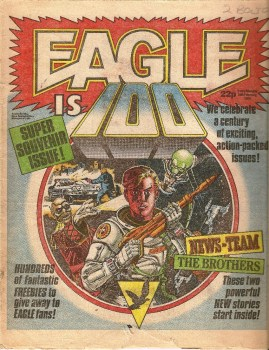 Eagle - Issue 100 - 18th February 1984