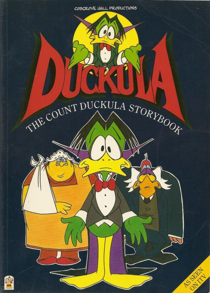 Count Duckula Storybook