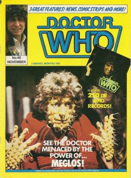 Doctor Who - A Marvel Monthly Magazine - Issue 46 - November 1980