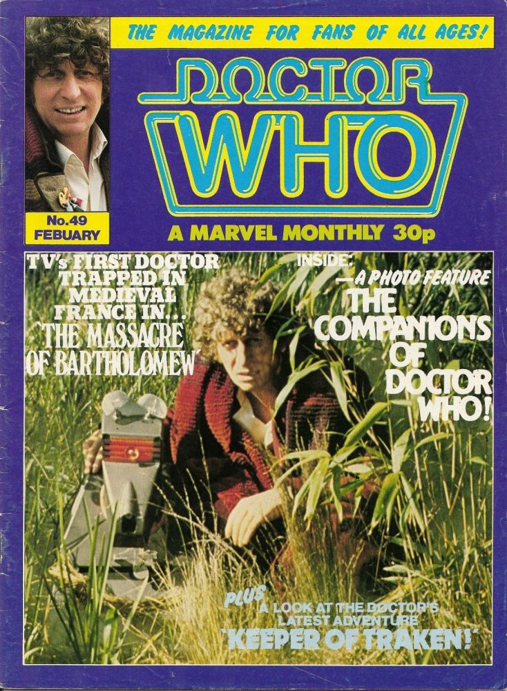 Doctor Who - A Marvel Monthly Magazine - Issue 49 - February 1981