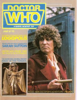 Doctor Who - A Marvel Monthly Magazine - Issue 53 - June 1981