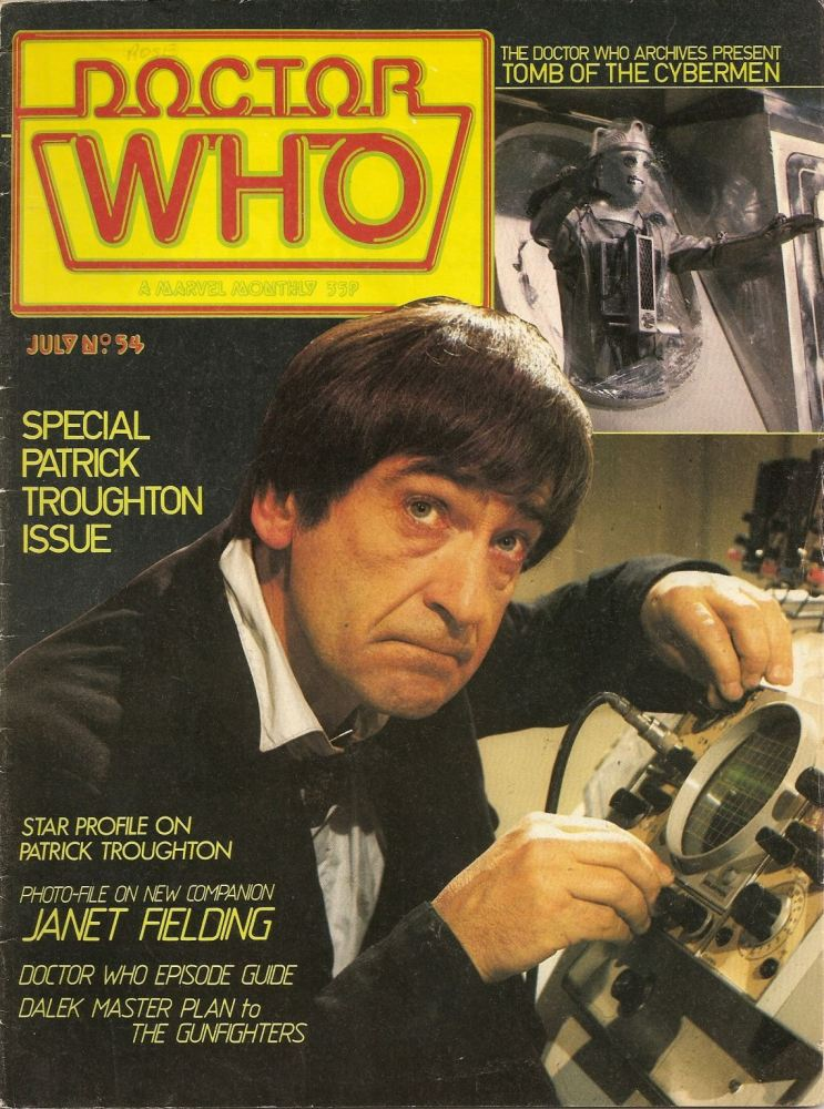 Doctor Who - A Marvel Monthly Magazine - Issue 54 - July 1981