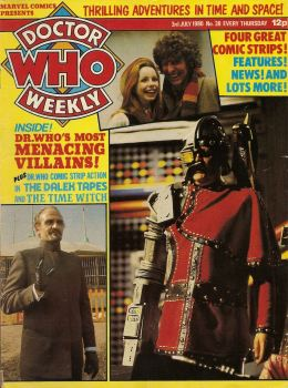 Doctor Who Weekly - Issue 38 - 3rd July 1980