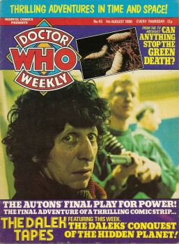Doctor Who Weekly - Issue 43 - 7th August 1980