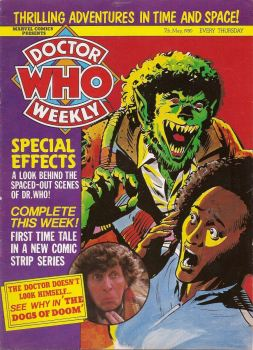 Doctor Who Weekly - Issue 30 - 7th May 1980