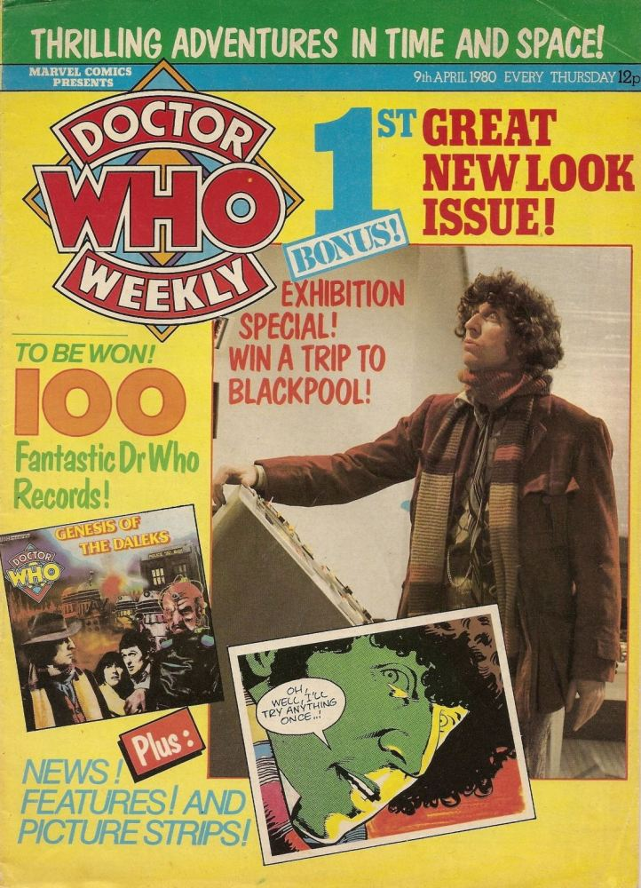 Doctor Who Weekly - Issue 26 - 9th April 1980