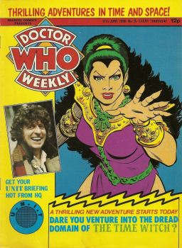 Doctor Who Weekly - Issue 35 - 12th June 1980