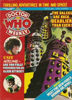 Doctor Who Weekly - Issue 31 - 14th May 1980