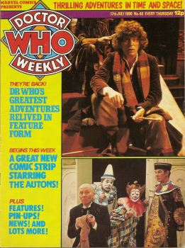Doctor Who Weekly - Issue 40 - 17th July 1980