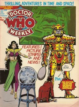 Doctor Who Weekly - Issue 36 - 19th June 1980