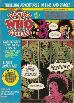 Doctor Who Weekly - Issue 32 - 21st May 1980