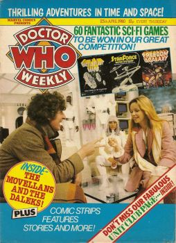 Doctor Who Weekly - Issue 28 - 23rd April 1980
