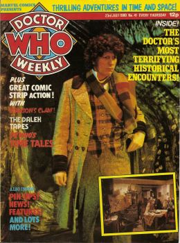 Doctor Who Weekly - Issue 41 - 23rd July 1980