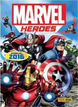 Marvel Heroes Annual - 2016 - NEW
