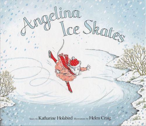 Angelina Ballerina - Angelina Ice Skates - Hardback - 2001