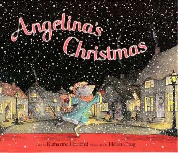 Angelina Ballerina : Angelina's Christmas - Hardback - 2002