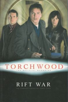 Torchwood - Rift War - Graphic Novel - Titan Books - 2009