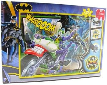 Batman Jigsaw Puzzle - 100 Pieces - Jumbo - NEW