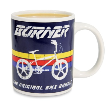 Raleigh Burner BMX Bike Cup / Mug - NEW