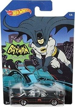 Batman - Classic TV Series Batmobile - Hot Wheels - NEW
