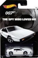 James Bond - The Spy Who Loved Me Car - Lotus Esprit - Hot Wheels - NEW