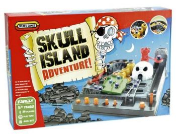 Skull Island Adventure - Spear's Games - 2014 - NEW