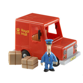 Postman Pat's Van - NEW