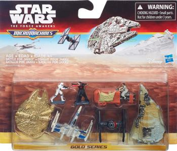 Star Wars : The Force Awakens - Micro Machines - Battle For Jakku - NEW