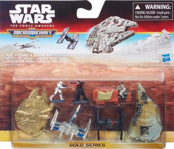 Star Wars : The Force Awakens - Micro Machines - Battle For Jakku - NEW