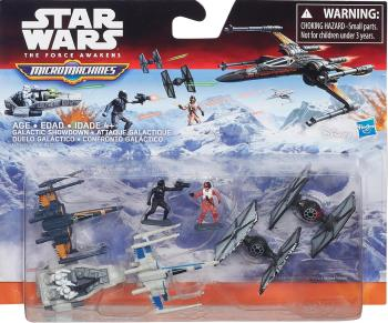 Star Wars : The Force Awakens - Micro Machines - Galactic Showdown - NEW