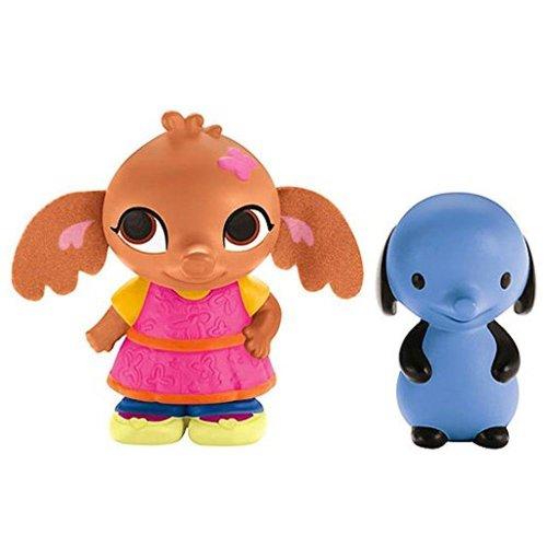Bing - Sula & Amma Figure Set - Cbeebies - Fisher Price - 2015 - NEW