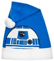 Star Wars - Christmas / Festive Hat - R2D2 - NEW