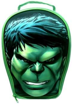 Avengers Assemble - The Incredible Hulk - 3D Lunch Bag - NEW
