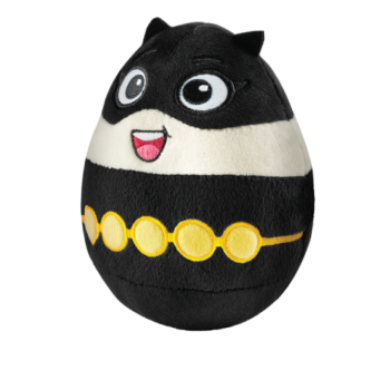 DC Super Heroes - Catwoman Plush Soft Toy Egg - 2015 - NEW