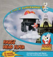 Danger Mouse - Frog's Head Flyer - Resin Figure - 2006 - NEW