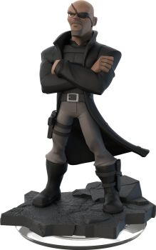 Disney Infinity 2.0 - Marvel Super Heroes - Nick Fury - NEW