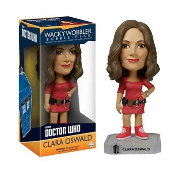 Doctor Who - Wacky Wobbler Bobble-Head - Clara Oswald - Funko - NEW