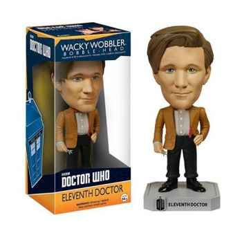 Doctor Who - Wacky Wobbler Bobble-Head - Eleventh Doctor - Funko - NEW