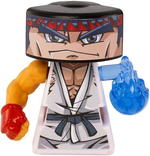 VS Rip-Spin Warriors - Ryu Figure - Street Fighter - NEW