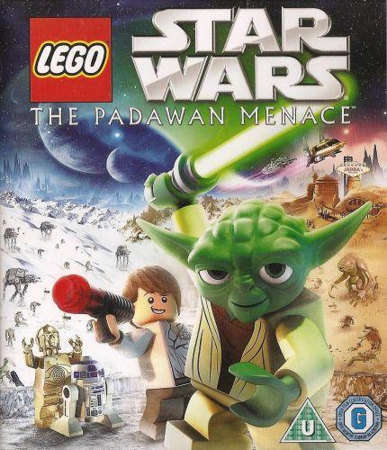 LEGO Star Wars : The Padawan Menace - Blu-ray - 2011 - NEW