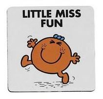 Little Miss Fun Magnet - NEW