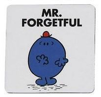 Mr Men - Mr Forgetful Magnet - NEW