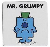 Mr Men - Mr Grumpy Magnet - NEW